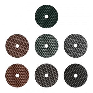 Ehwa Hexa 4″ Polishing Pads – Hand Held